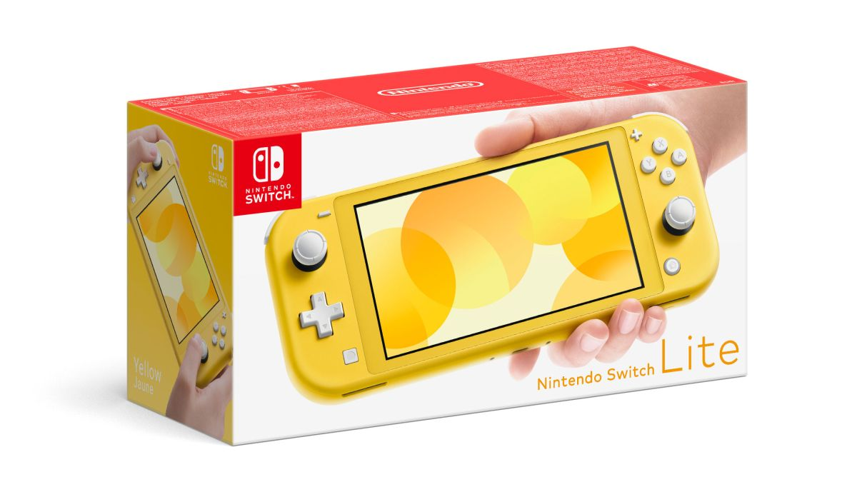 Nintendo Switch Lite release date, price, games and more | TechRadar