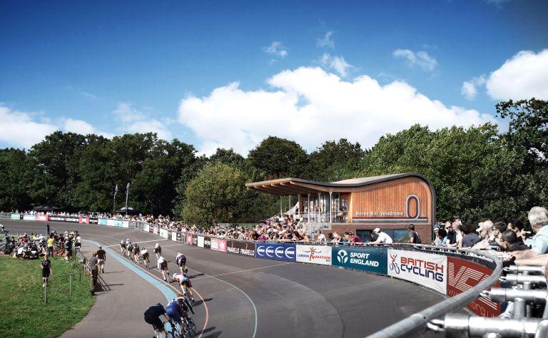 Herne Hill Pavilion plans, artist impression