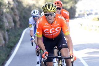 Greg Van Avermaet (CCC Team) at the 2020 Volta a la Comunitat Valenciana