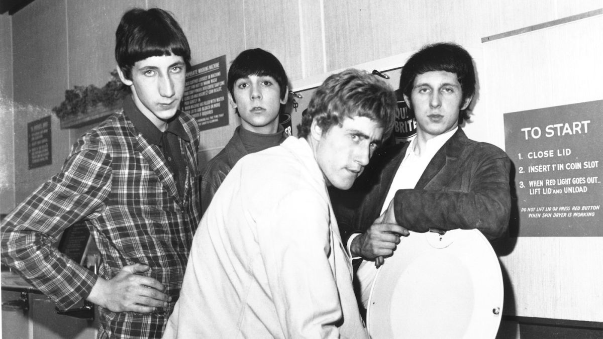 Roger Daltrey skipped sessions for The Who Sell Out as he was afraid of Jimi Hendrix stealing his girlfriend, says Pete Townshend