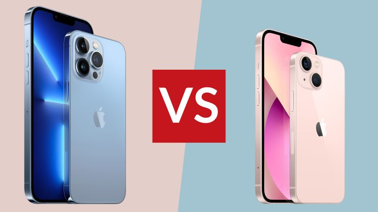 iPhone 13 Pro vs iPhone 13