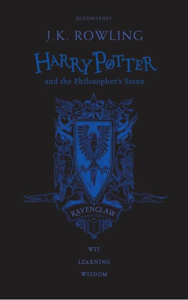 Ravenclaw cover