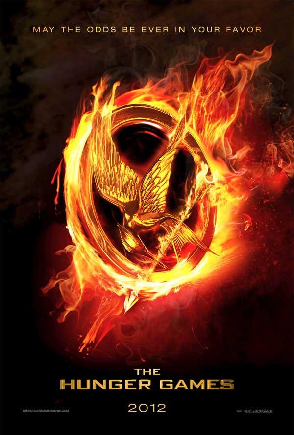 Hunger Games Teaser Poster