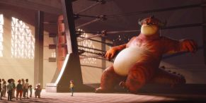 Rumble Trailer Shows Monsters Going Full Dirty Dancing
