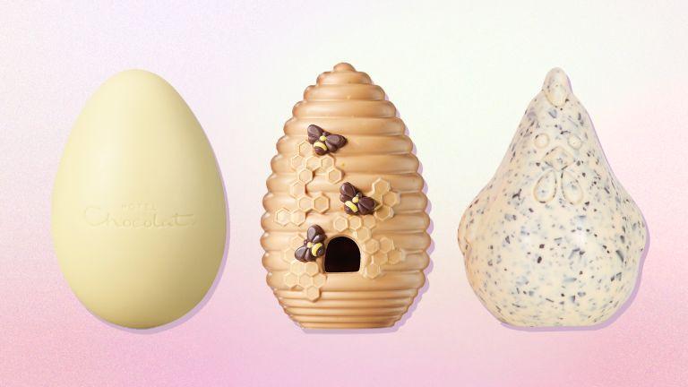 Best white chocolate Easter egg