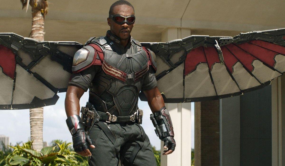 Falcon Avengers: Endgame Marvel