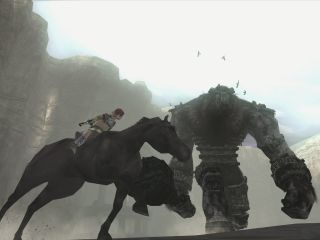 Shadow of the Colossus - Best PS4 Pro games