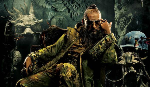 Ben Kingsley as Fake Mandarin in Iron Man 3