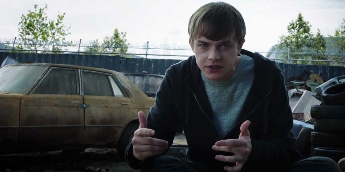 Dane DeHaan in Chronicle 2012 movie