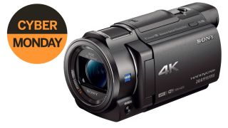 Sony Cyber Monday camcorder deals