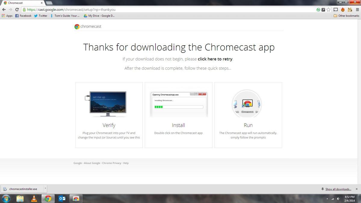 How to Set Up Google Chromecast | Tom's Guide