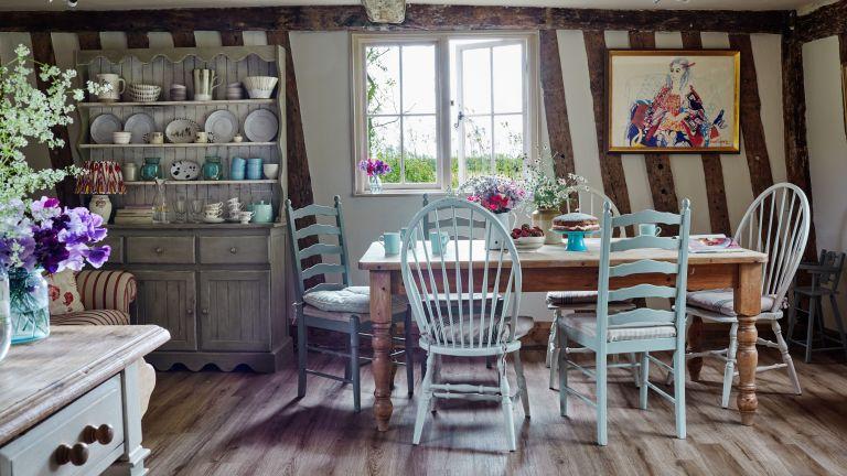 cottagecore kitchen
