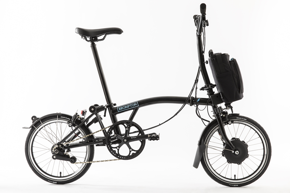 Brompton Goes Electric With New Folding E Bike