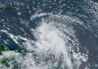 Elsa reached hurricane status on Friday, July 2, 2021.