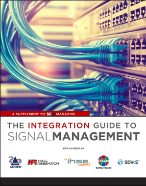 The Integration Guide to Signal Management