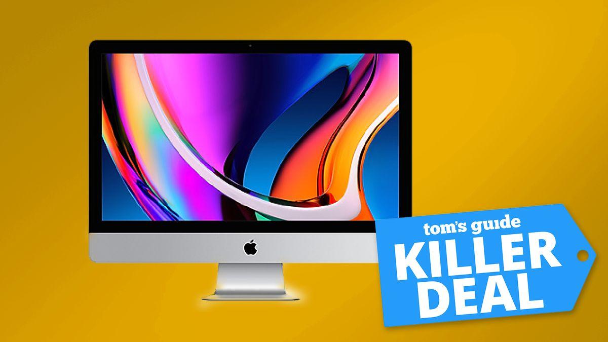Hurry! Apple's 4K iMac now $300 off ahead of iMac 2021 ...
