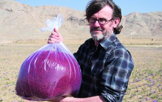 Nigel Slater ends his Middle Eastern adventure in Iran.