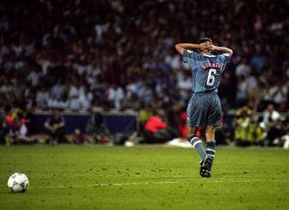 Soccer – Euro 96 – Semi Final – England v Germany