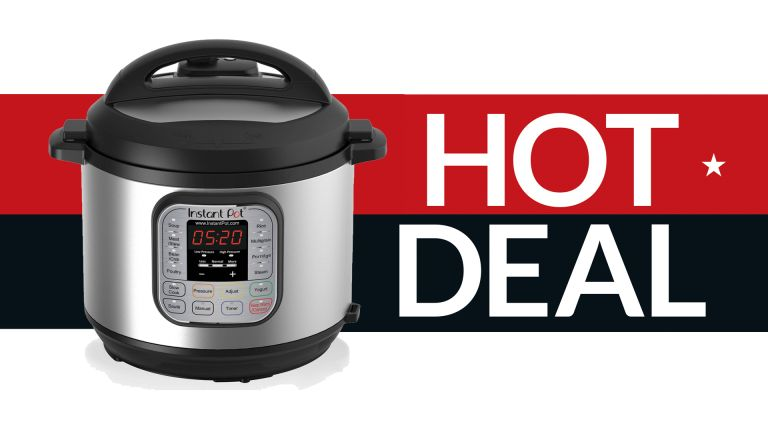 DUO60 7-in-1 Programmable Pressure Cooker 6-Qt