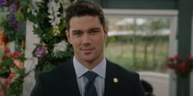 Hallmark Star Ryan Paevey Is Quarantining Ahead Of Filming Christmas Movie And Has A Great Way To Deal With It