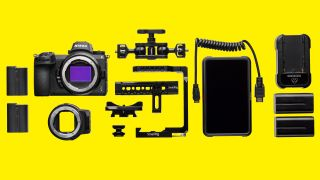 Nikon Z6 Essential Movie Kit: Nikon's all-in filmmaking set