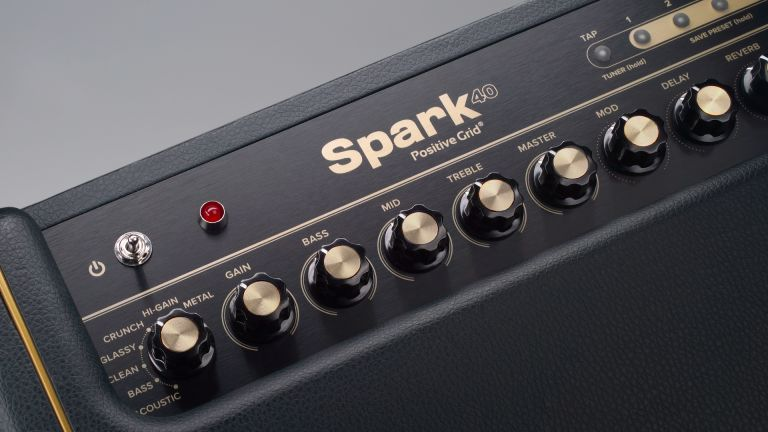 Positive Grid Spark Amp