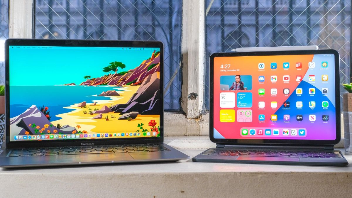 MacBook Air vs. iPad Pro: Which is right for you?
