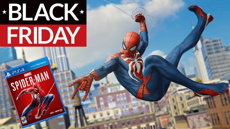 Marvel's Spider-Man gaming deal Argos Black Friday