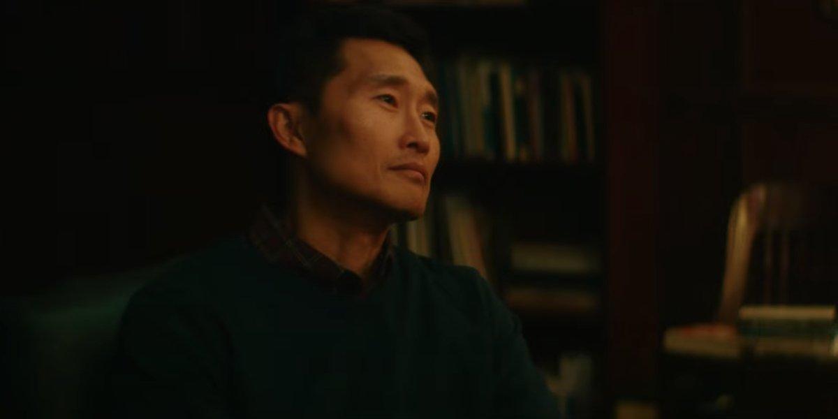Daniel Dae Kim from the Blast Beat cast