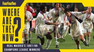 Real Madrid 1998 Champions League