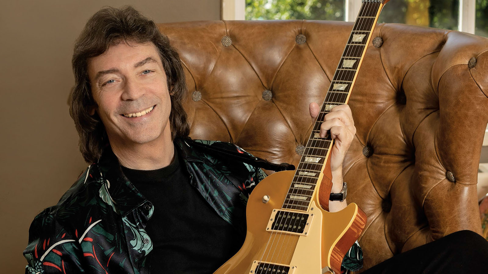 Steve Hackett Talks Favorite Genesis Moments, Joe Bonamassa and New Album, 'At the Edge of Light'