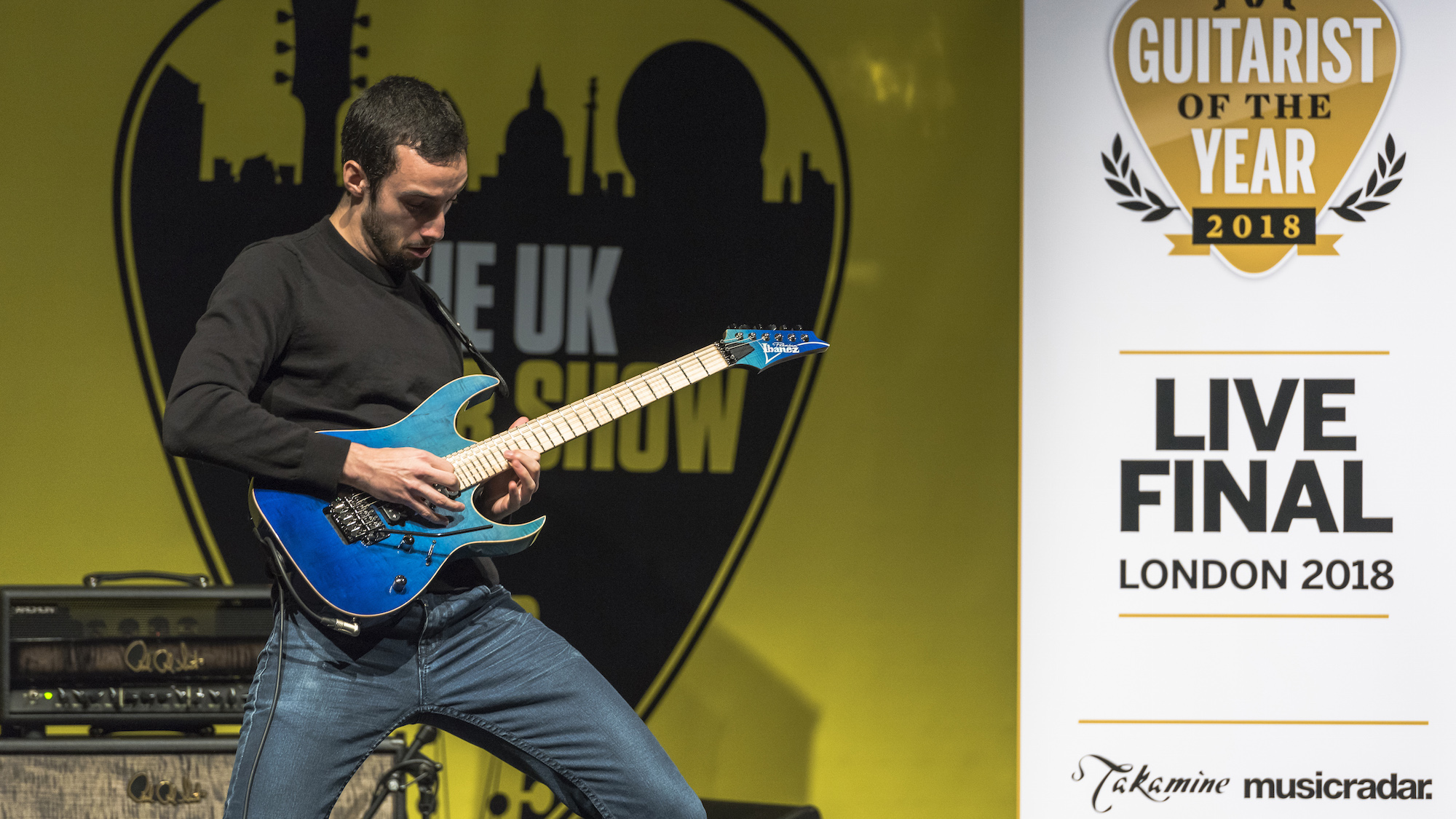 Watch 2018's phenomenal Guitarist of the Year finalists in action