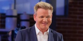 Ouch, Gordon Ramsay's Daughter Apparently Prefers Her Mom's Cooking
