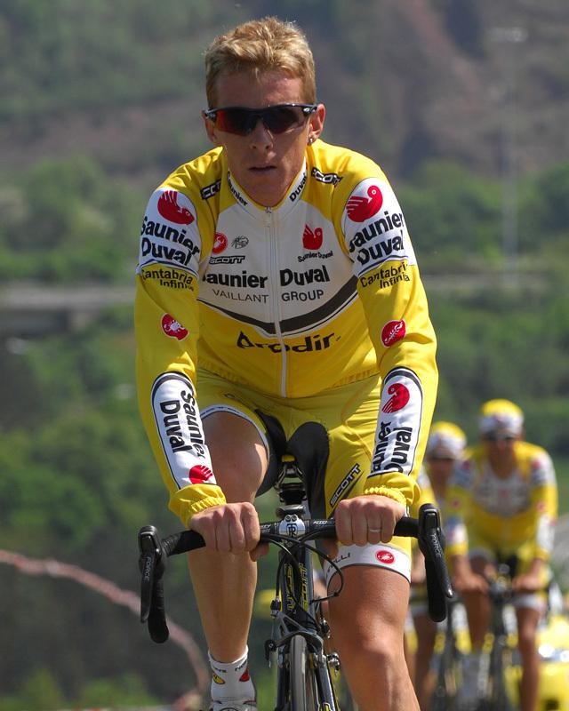 Riccardo Ricco Giro 2008