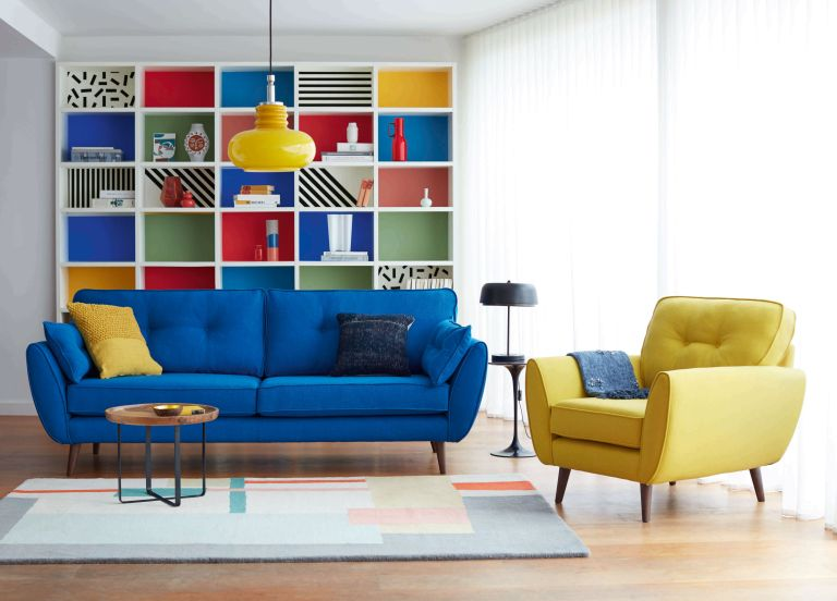 DFS furniture inspires Ikea storage hack