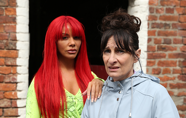 Goldie and Breda McQueen