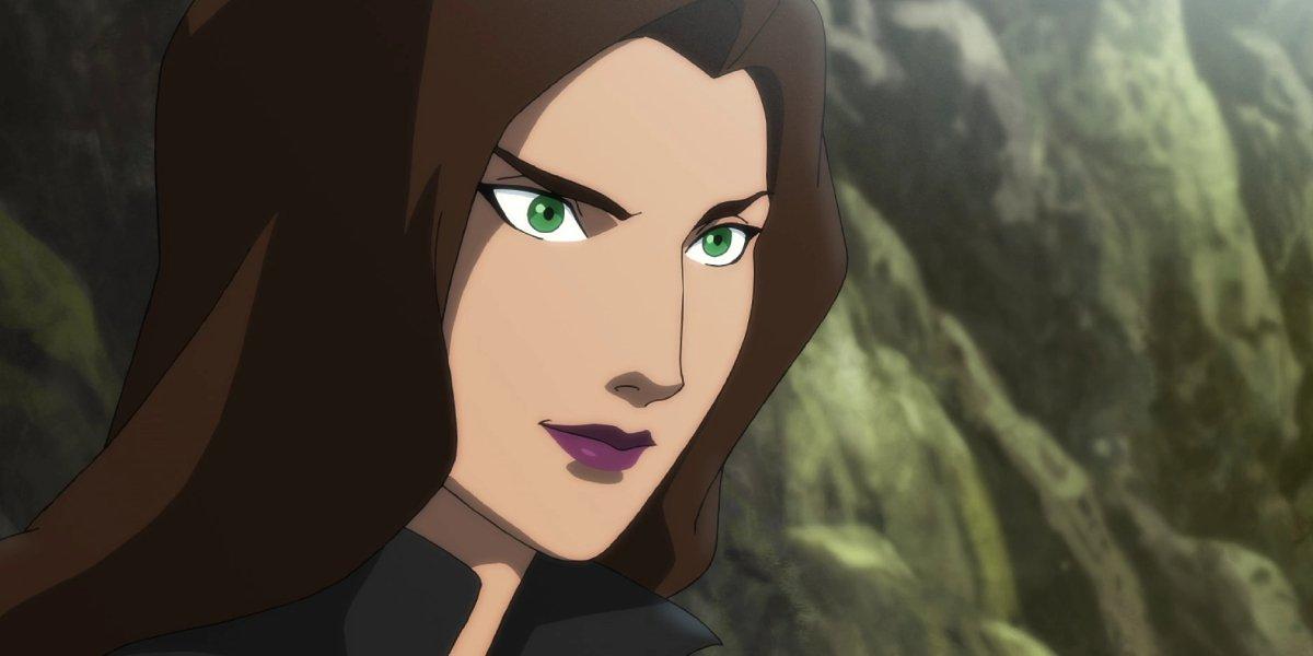 Talia Al Ghul in Son of Batman