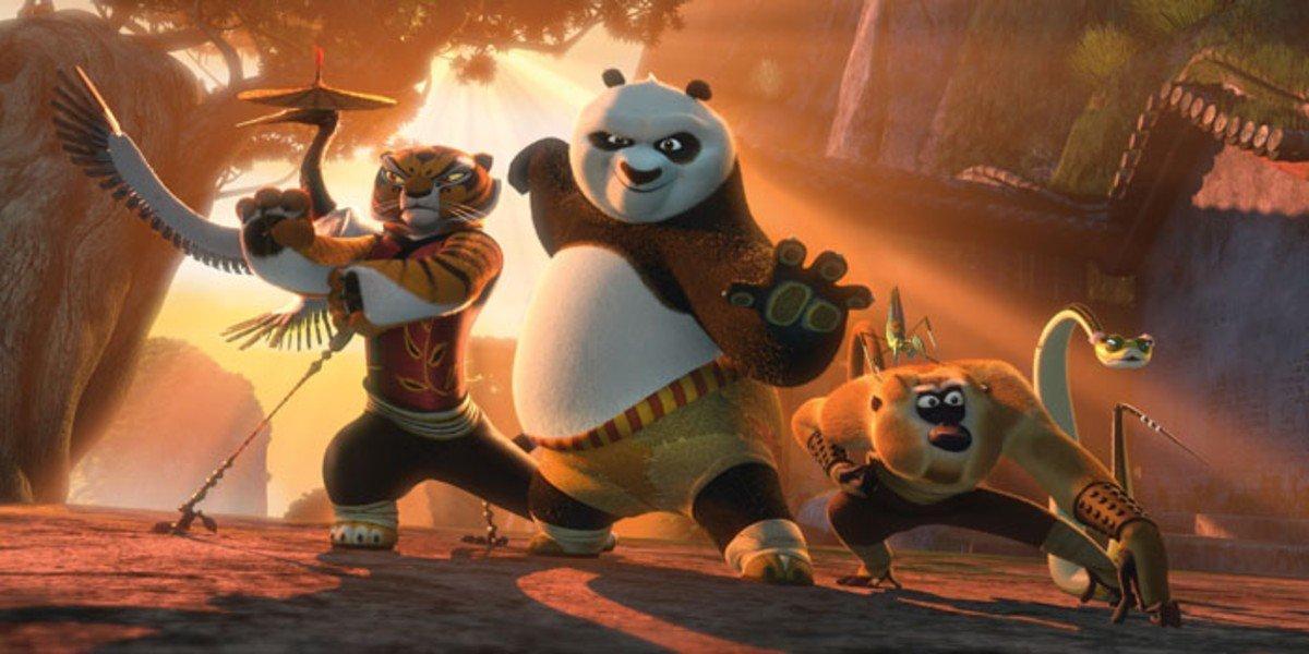 Kung Fu Panda 2 Still