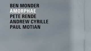 Ben Monder Amorphae album artwork