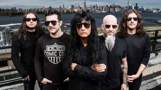 A press shot of Anthrax