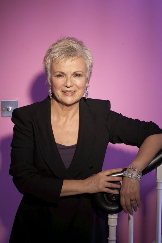 Julie Walters in Mo: 'I looked like a badger!'