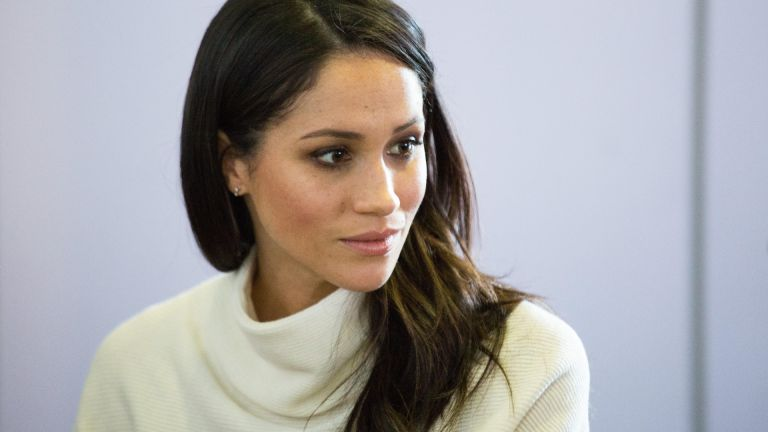 Megan Markle and Prince Harry visited Millennium Point in Birmingham on International Women's Day.