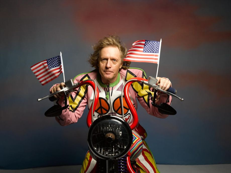 TV tonight Grayson Perry's Big American Road Trip