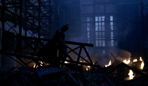The Dark Knight rachel death scene