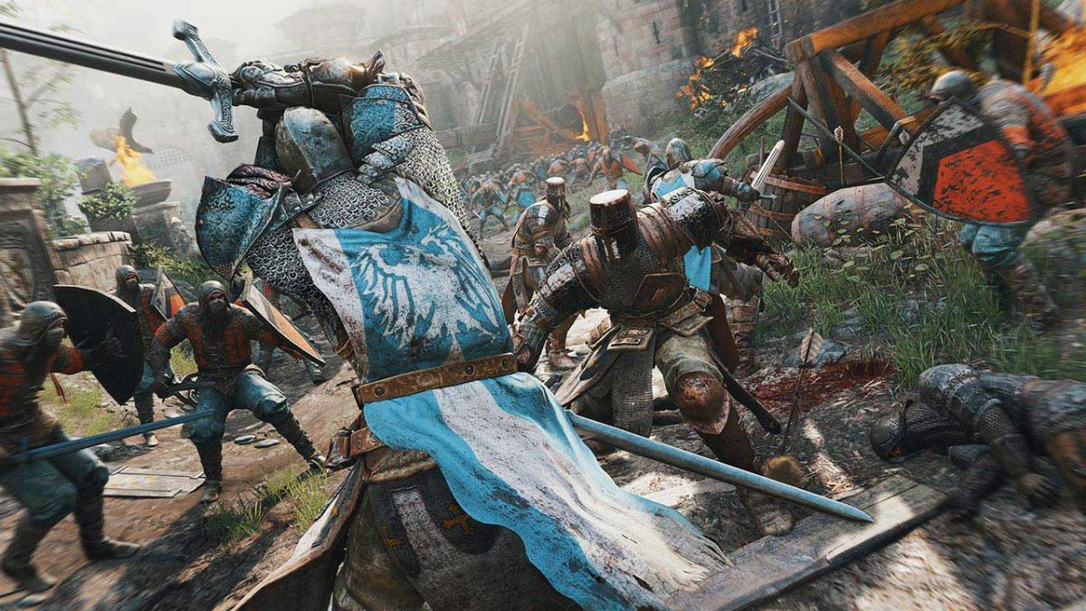 For Honor is free to keep this week on Uplay | PC Gamer