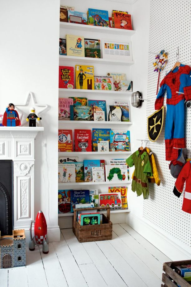 Cool Kids Rooms: Fun Ideas and Inspiration For Children's