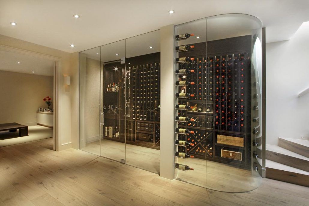 The Best Wine Cabinets Wine Rooms And Wine Storage Under Stairs Livingetc