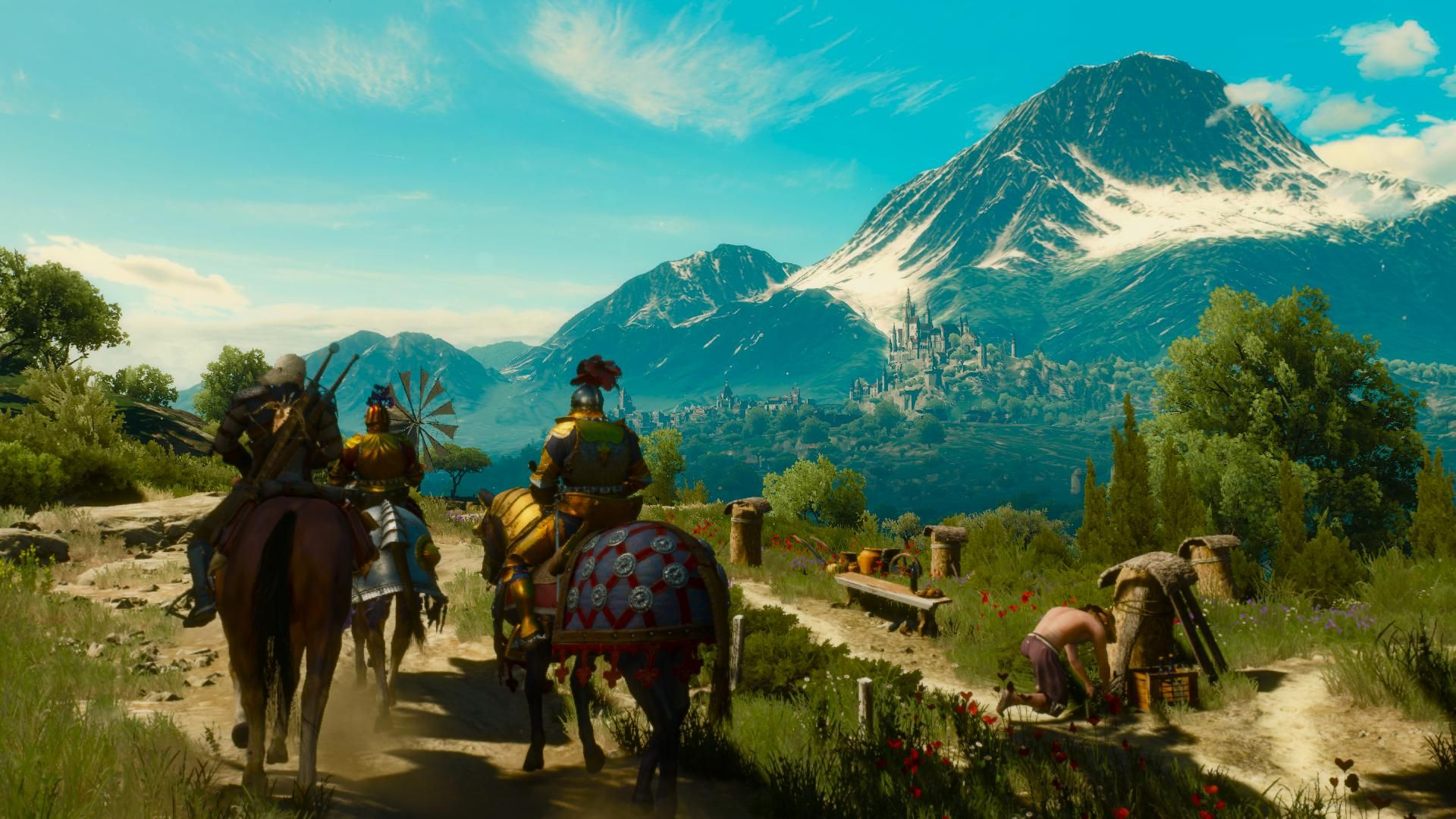 The Witcher 3 Blood And Wine Review Pc Gamer
