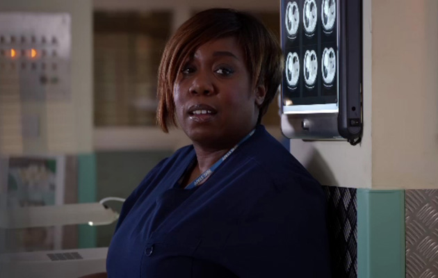 Holby Mo leaving