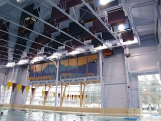 Iconyx Revamps Audio Systems for Two Aquatic Centers